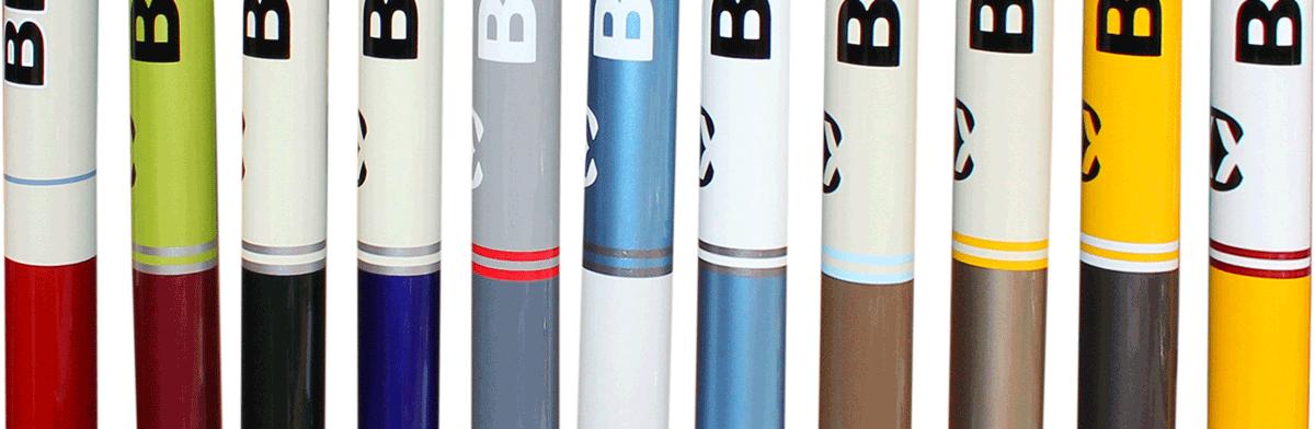 Colori Bixxis disponibili